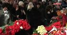 Đau thương bao trùm lễ tưởng niệm nạn nhân vụ rơi máy bay FlyDubai