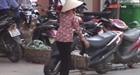 Gian truân giải tỏa vỉa hè ở Quảng Ngãi