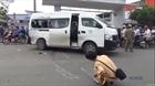 Xe tải đâm xe khách, nhiều người bị thương