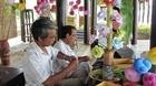 Rực rỡ sắc màu tại làng nghề hoa giấy Thanh Tiên