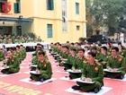 Bộ tư lệnh Cảnh sát cơ động tổ chức Chung kết cuộc thi tìm hiểu Nghị quyết TW4