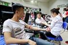 Cần 90.000 đơn vị máu phục vụ dịp Tết