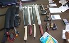 Tội phạm ma túy trang bị vũ khí nóng