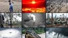 Thế giới ghi nhận nhiều hiện tượng thời tiết cực đoan