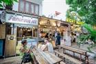 Khu phố Tây tại Đà Nẵng thu hút khách quốc tế