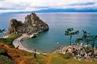Trồng cây dưới lòng hồ Baikal mừng Giáng sinh