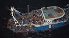 Đắm tàu chở người di cư, ít nhất 57 người thiệt mạng