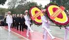 Lãnh đạo Đảng, Nhà nước và Bộ Công an viếng Lăng Chủ tịch Hồ Chí Minh