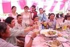 Đám cưới không rượu bia
