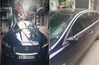 Cảnh giác nạn trộm cắp thiết bị trên xế sang