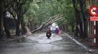 Tổng hợp mưa lũ tại các địa phương chịu ảnh hưởng
