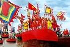 Lễ hội cầu ngư của cư dân miền biển