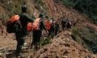 Tiếp cận hiện trường sạt lở ở Phước Sơn, tìm thêm 1 thi thể