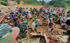 Tìm thấy thêm 1 thi thể nạn nhân bị sạt lở ở Trà Leng