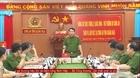 Thứ trưởng Lê Quốc Hùng làm việc với Công an tỉnh Quảng Ngãi