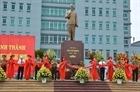 Khánh thành tượng đài Chủ tịch Hồ Chí Minh tại Công an tỉnh Nam Định