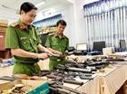 Đẩy mạnh thu hồi vũ khí, vật liệu nổ và công cụ hỗ trợ