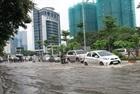 Nguy cơ ngập úng tại đô thị mùa mưa lũ