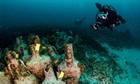 Hy Lạp mở cửa bảo tàng dưới biển đầu tiên trên thế giới