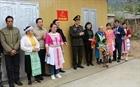 Bàn giao 60 nhà ở cho hộ nghèo tại huyện Hà Quảng