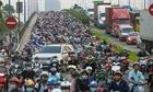 TP.HCM hướng tới kiếm soát khí thải xe máy