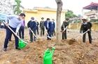 Bộ Công an phát động Tết trồng cây đời đời nhớ ơn Bác Hồ Xuân Tân Sửu
