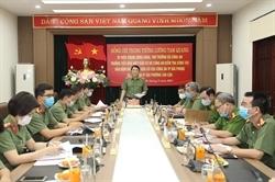 Bảo đảm an ninh an toàn cuộc bầu cử tại Đồng bằng sông Cửu Long