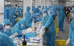 Xuất hiện ca nghi nhiễm ở Cty đông công nhân nhất TP HCM