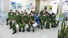 Tiếp tục tiêm vaccine Covid-19 cho cán bộ chiến sĩ tuyến đầu