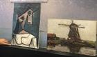 Hy Lạp tìm lại được 2 bức tranh quý bị đánh cắp