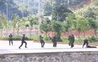 Sơn La diễn tập đánh bắt khủng bố, giải cứu con tin