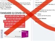 Tình trạng rao bán tràn lan các loại test nhanh COVID-19