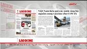 Tin tức nổi bật trên báo ngày hôm nay