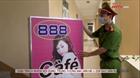 Triệt phá ổ mại dâm trá hình quán cà phê