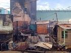 Cháy 4 căn nhà tại thành phố Long Xuyên lúc rạng sáng