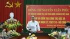 Chủ tịch nước Nguyễn Xuân Phúc kiểm tra công tác đặc xá tại Trại giam Ngọc Lý