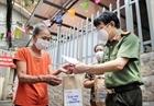 Báo CAND sẻ chia với người dân gặp khó khăn