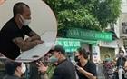 Báo động tình trạng chống người thi hành công vụ phòng dịch