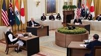 Hội nghị thượng đỉnh trực tiếp đầu tiên của nhóm Bộ tứ
