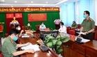 Thứ trưởng Lê Quốc Hùng làm việc với Công an tỉnh Trà Vinh