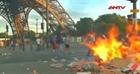 Pháp bắt giữ nhiều đối tượng gây rối tại Euro 2016