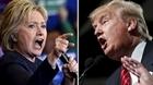 Bà Clinton dẫn trước ông Donald Trump sau cuộc tranh luận đầu tiên