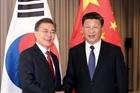 Hàn Quốc và Trung Quốc nhất trí bình thường hóa quan hệ song phương