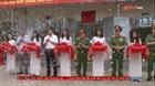 Trung đoàn CSCĐ Đông Bắc xây tặng điểm trường mầm non thôn Na Già
