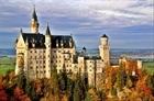 Khám phá lâu đài thần tiên Neuschwanstein