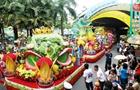 Lễ hội trái cây Nam bộ diễn ra từ ngày 1-17/6
