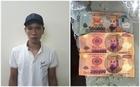 Bắt đối tượng đổi tiền âm phủ cho khách nước ngoài