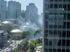 Đánh bom trước trụ sở Đại sứ quán Mỹ tại Bắc Kinh