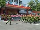 Trường Cao đẳng Cảnh sát nhân dân II khai giảng năm học 2019-2020