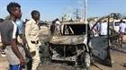Đánh bom xe tại Somalia, hàng chục người thiệt mạng